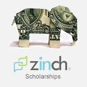 Zinch weekly three sentence essay scholarship