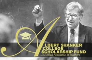 Albert Shanker College Scholarship Fund