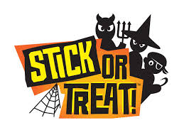 Stick or Treat Contest