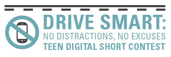 Drive Smart Teen Digital Short Contest