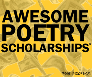Once Upon a Poem Scholarship Slam