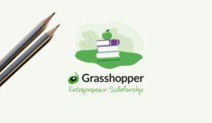 2019 Grasshopper Entrepreneur Scholarship
