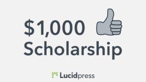 Lucidpress Scholarship