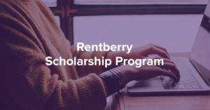 Rentberry Scholarship