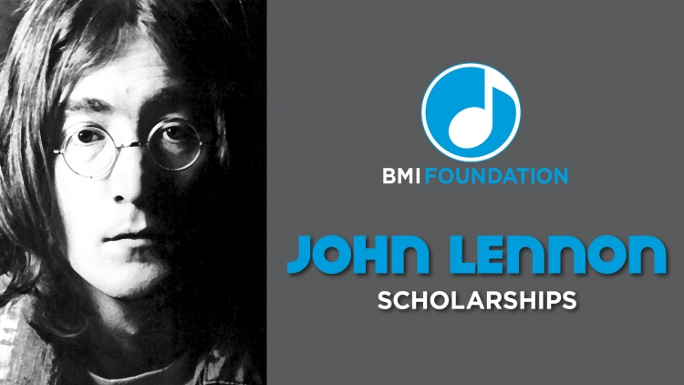 BMI Foundation John Lennon Scholarship