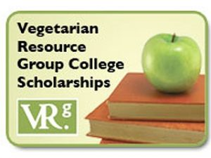 Vegetarian Resource Group Scholarships