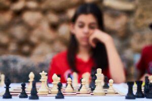 One Move Ahead Chess Scholarship