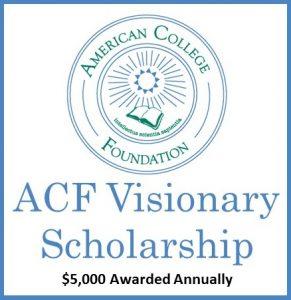 Visionary Scholarship