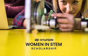 Hyundai Women in STEM Scholarship